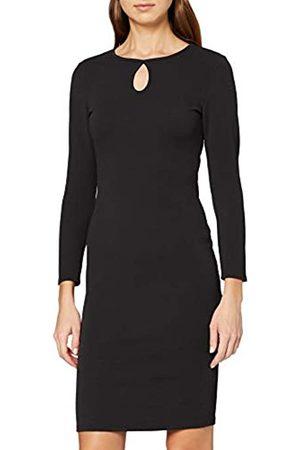Dorothy Perkins Women's Long Sleeve Keyhole Bodycon Dress