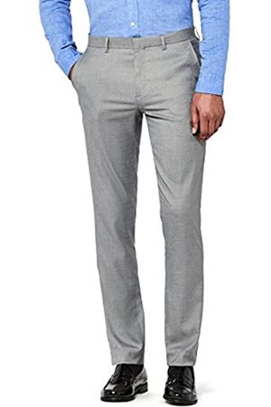 find. Amazon Brand - Men's Slim Fit Formal Trousers