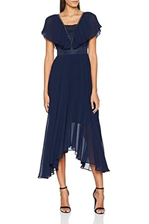 Coast Women's Dora Party Dress, (Navy)
