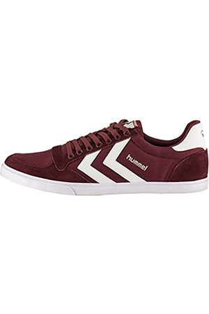 Hummel Unisex Adults Slimmer Stadil Low Top Sneakers, (Cabernet 3661)