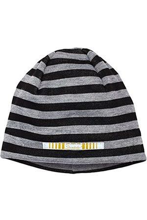 Sterntaler Boy's Beanie Hat, -Grau (Graphit 593)