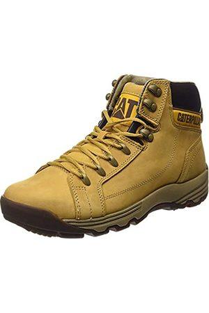 Caterpillar CAT Footwear Men's Supersede Ankle Boots, (Honey Reset)