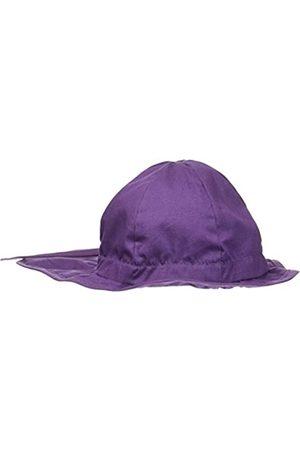 Melton Baby Girls' Sonnenhut mit Nackenschutz UV 30+, uni Cap