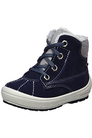 Superfit Boys' Groovy Snow Boots, (Ocean Kombi 81)