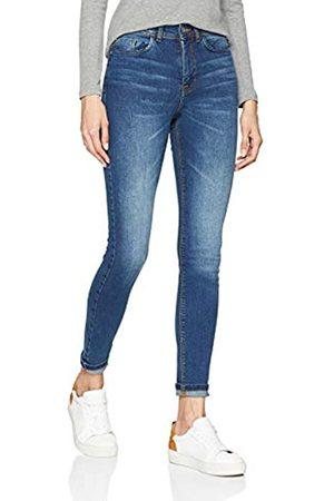 JDY Women's JONA Skinny HIGH MED NOOS DNM Jeans
