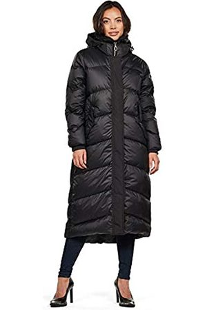 G-Star Women's Whistler Hooded Down Long Parka