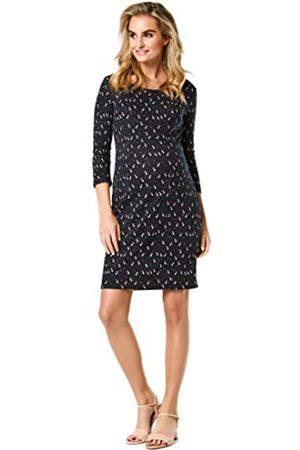 Noppies Women's Dress Jacquard 3/4 SLV Negin
