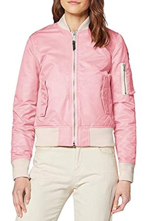 Schott NYC Women's JKTACW blouson Long Sleeve Bomber Jacket