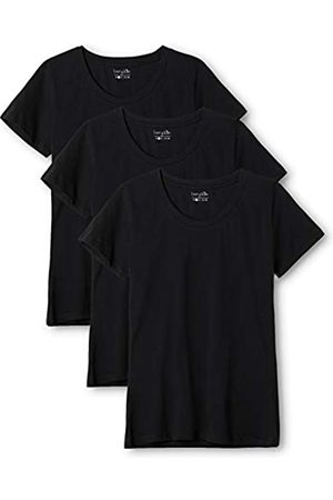 Berydale 3-Pack Women's T-Shirt with round neck in various colours