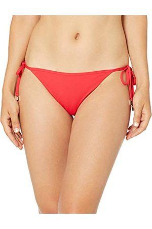 Seafolly Women's Petal Edge Brazilian Tie Side Bikini Bottoms