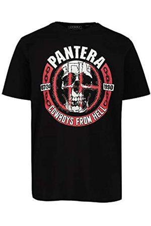 JP 1880 Men's Big & Tall T-Shirt Pantera XX-Large 726638 10-XXL