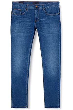 Tommy Hilfiger Men's XTR Slim Layton PSTR PELION Straight Jeans