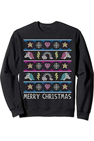 This Girl Loves Christmas Holidays Xmas Pullover Hoodie 8 oz.