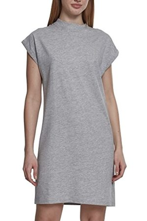 Urban classics Women's Ladies Turtel Extended Shoulder Dress