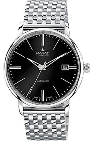 DUGENA Gents Watch XL Analogue Automatic 7090192 Premium Stainless Steel