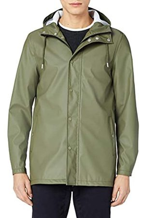 MERAKI Men's Water Resistant Raincoat