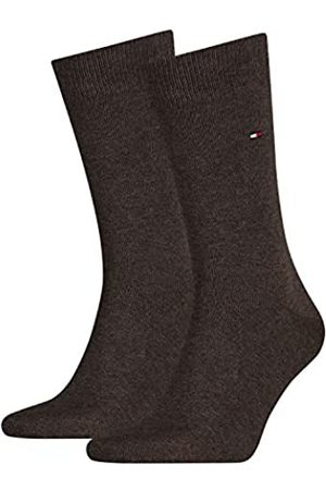 Tommy Hilfiger Men's Classic 2P Calf Socks