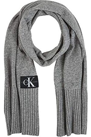 Calvin Klein Men's J Basic Knitted Scarf