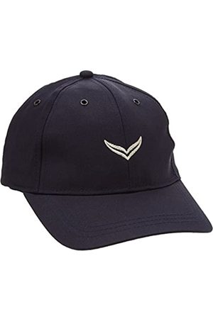 Trigema Men's Baseball Cap Blau (navy 046) Large