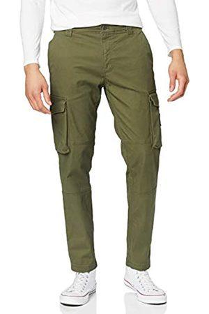 Calvin Klein Men's Skinny Washed Cargo Pant