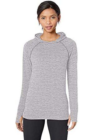 Amazon Essentials Brushed Tech Stretch Popover Hoodie Hooded Sweatshirt