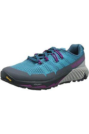 Merrell Women's Agility Peak Flex 3 Trail Running Shoes, (Capri Breeze)