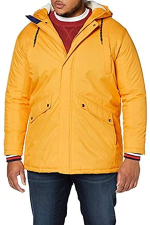 Jack & Jones Men's JORKEVIN Parka Jacket Plus