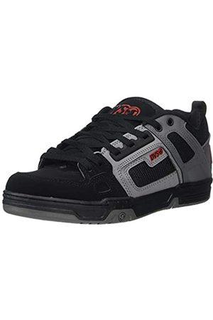 DVS Unisex Adults' Comanche Skateboarding Shoes, ( Charcoal Nubuck 987)