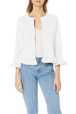 New Look Women's Frill Sleeve Jacket