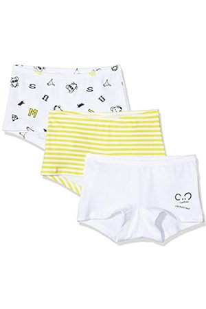 Lacoste Underwear Girl's Multipack 3pack Shorts Pants