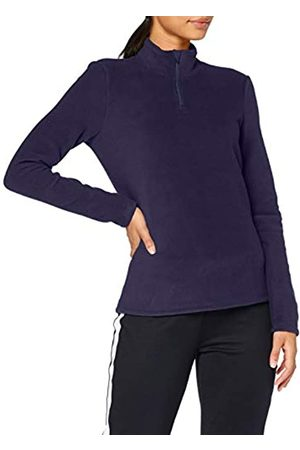 AURIQUE Amazon Brand - Women's Long Sleeve Fleece Sweatshirt, 14