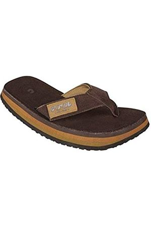 Cool shoe Men's 2LUX Flip Flops, (Chesnut 00290)