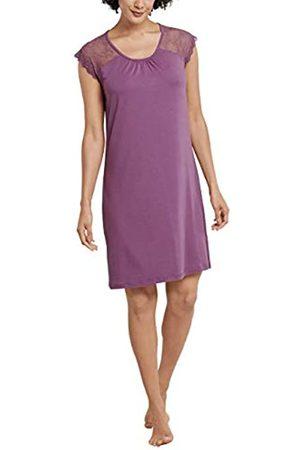 Schiesser Women's Sleepshirt 0/0 Arm, 90cm Nightie