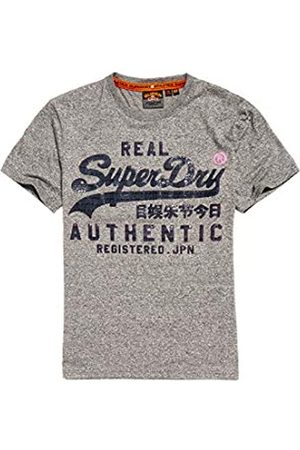 Superdry Men's Reactive Classic Tee Kniited Tank Top