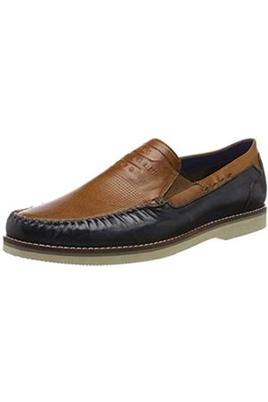 bugatti Men's 311718614141 Loafers, (Cognac/ 6340)