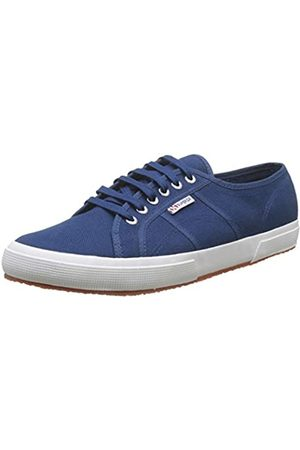 Superga Unisex Adults' 2750-cotu Classic Gymnastics Shoes, ( Md Cobalt X1y)