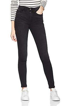 JDY Women's JONA Skinny HIGH NOOS DNM Jeans