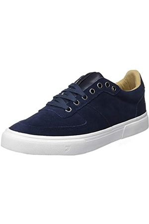 Gioseppo Men's Low-Top Sneakers, (Marino 45574-P)