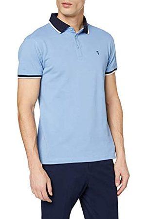 Trussardi Jeans By Trussardi Men's Polo Piquet Pure Cotton Regul Shirt