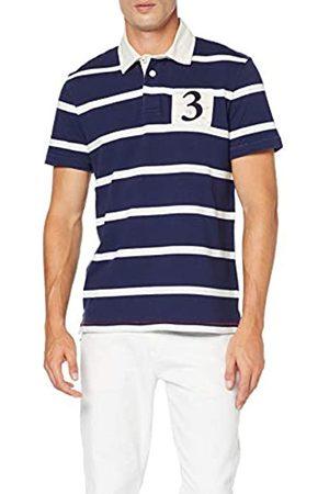 HKT BY HACKETT Hackett London Men's Hkt Ss Str Rby Polo Shirt