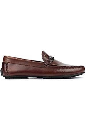 Martinelli Leather Loafers Pacific 1411 Cognac