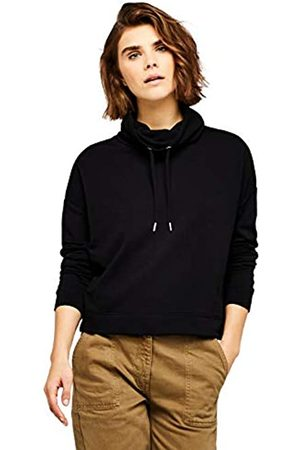 FIND Soft Drape Funnel Neck Sweatshirt