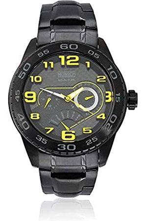 Munich Unisex Adult Analogue Quartz Watch with Stainless Steel Strap MU+140.1B
