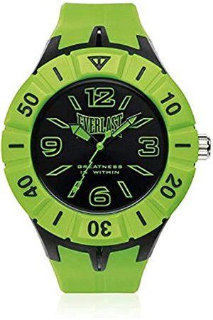 Everlast Unisex Adult Analogue Quartz Watch with PU Strap EVER33-217-005