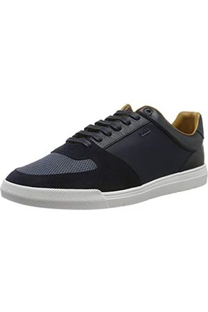 BOSS Men's Cosmo_Tenn_mx Low-Top Sneakers, (Dark 401)