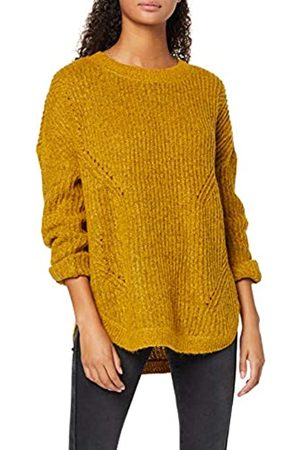 ONLY Women's Onlbernice L/s Round Pullover KNT Noos Jumper