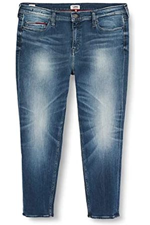 Tommy Hilfiger Women's Nora MID Rise Skinny Ankle QNSCL Straight Jeans