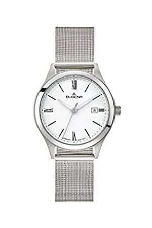 Dugena Men's Analogue Quartz Watch with Stainless Steel Strap 4460732