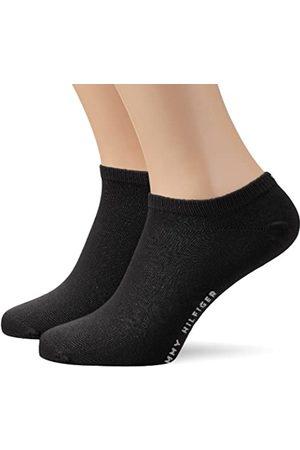 Tommy Hilfiger Men's Sneaker 2P Ankle Socks