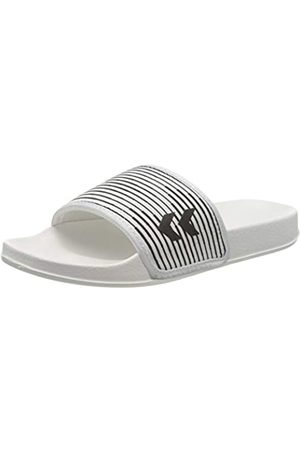 Hummel Unisex Adults' Pool Slide Beach & Pool Shoes, ( 9001)